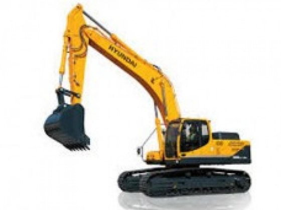 Hyundai R300LC-9A in Irlam, United