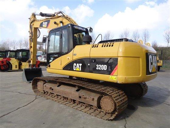 2007 2007 CAT 320DL in