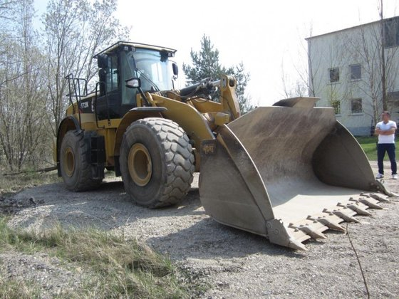 2011 Caterpillar 972K in Sindelfingen,
