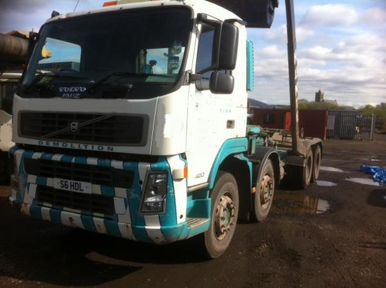 2005 Volvo FM12 in Willenhall,