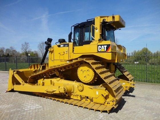 2014 Caterpillar D6T LGP in