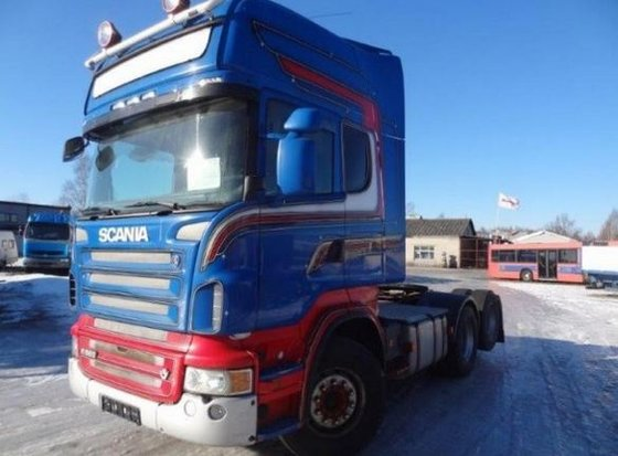 2008 Scania R 560 in