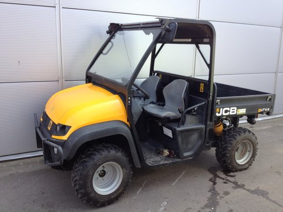 2010 JCB Groundhog / Workmax