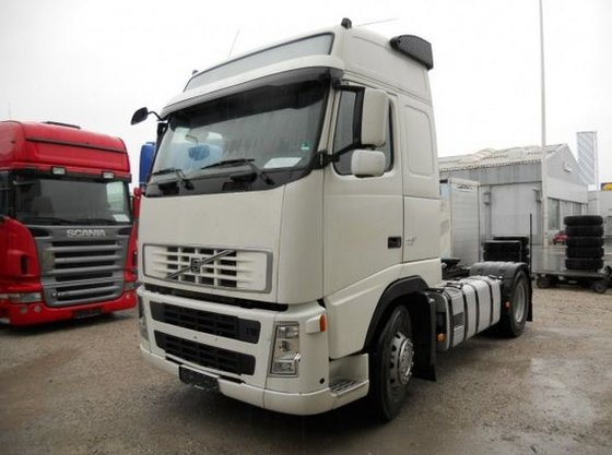 2008 Volvo FH 440 in