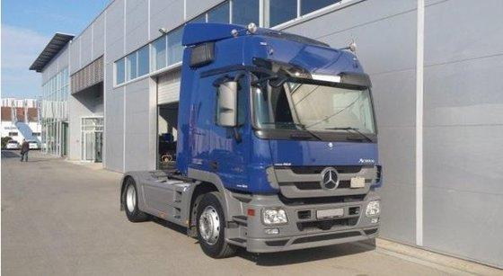 2011 Mercedes-Benz Actros 1841 LS