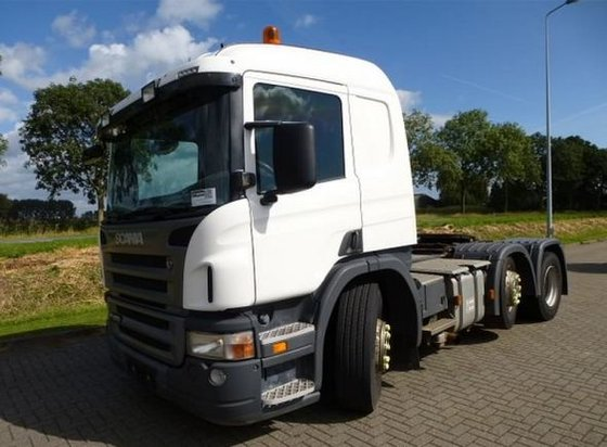 2009 Scania P 420 in