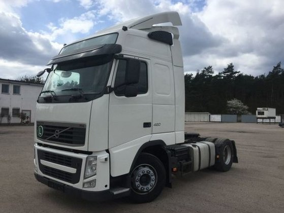 2011 Volvo FH13 420 in