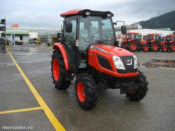 Kioti NX6020CH Tractor 4wd 60