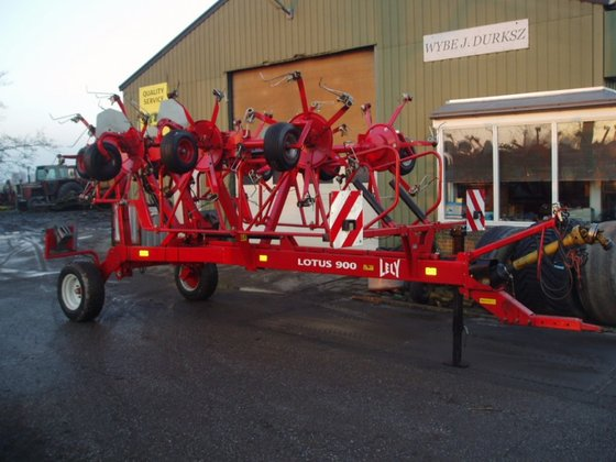 2007 LELY MARGE Lotus 900