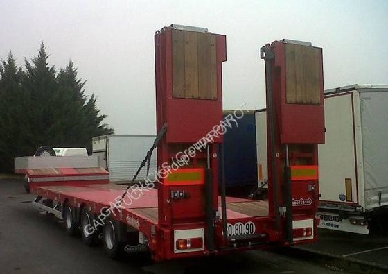 Nooteboom OSDS-48-03 (EB) in Bourges,