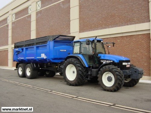 Peecon Cargo Kipper 10 ton
