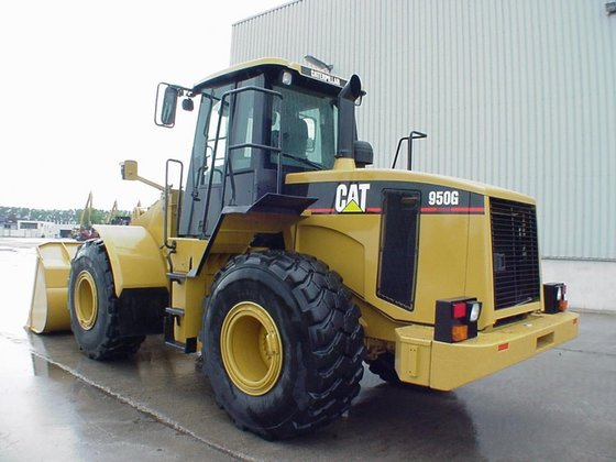 Caterpillar CAT 950G II in