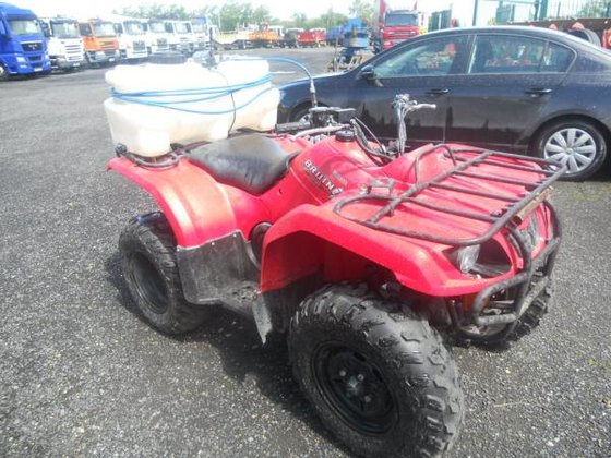 2011 Yamaha 350 in Naas,