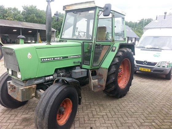 1984 FENDT 306 LS 30