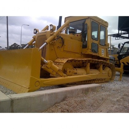 Caterpillar D6D in Queenstown, South