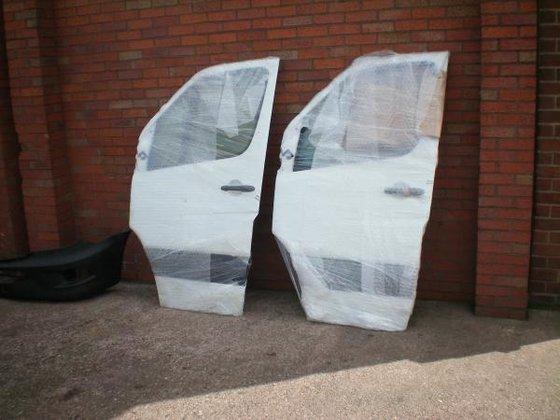 Mercedes-Benz SPRINTER DOORS in Willenhall,