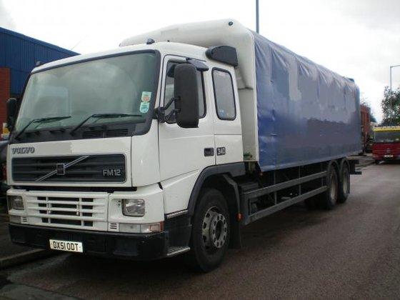 2001 Volvo FM12 340 in