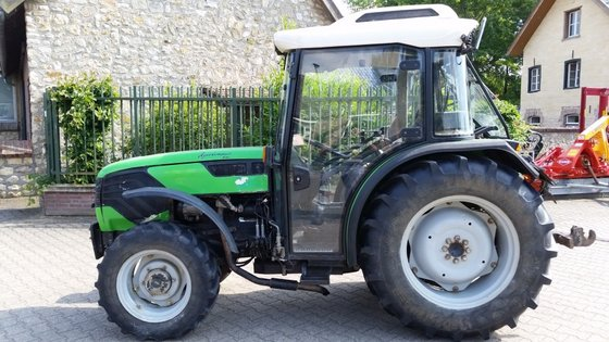 1999 Deutz-Fahr Agrocompact F70 in