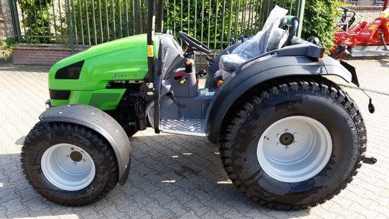 2015 Deutz-Fahr Agrokid 230 Gazon