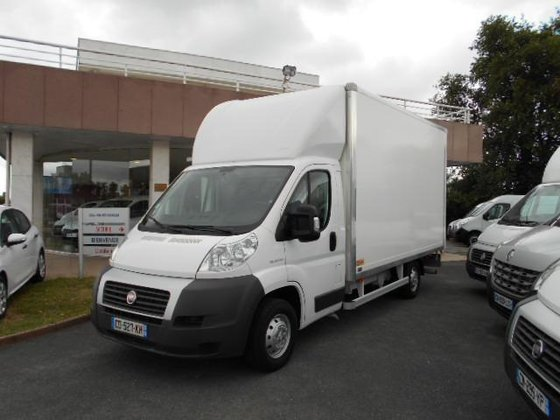 Fiat Ducato in Mérignac, France