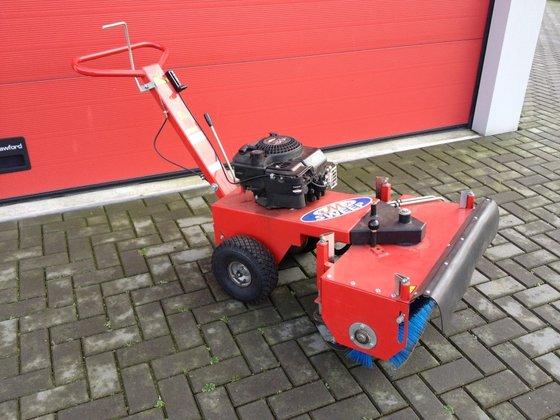 Msweep 750 in Heerenveen, Netherlands