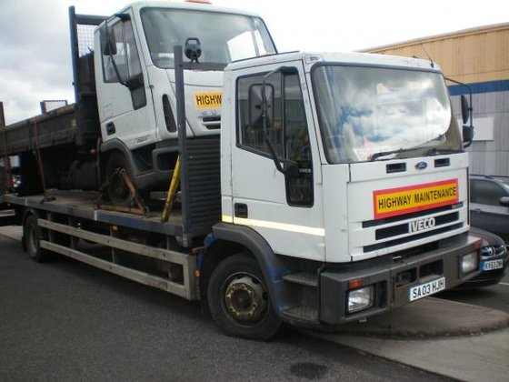 2003 Iveco TECTOR in Willenhall,