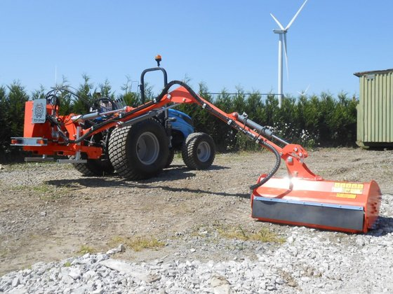 TCV JUSTY 450 in Baileux,