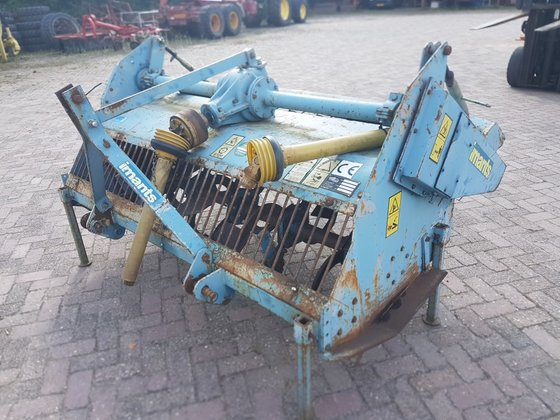 1997 Imants Spitmachine 35SE185RH in