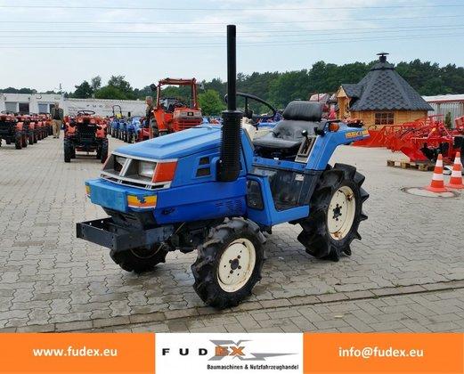 Iseki TU140 mini tractor kubota