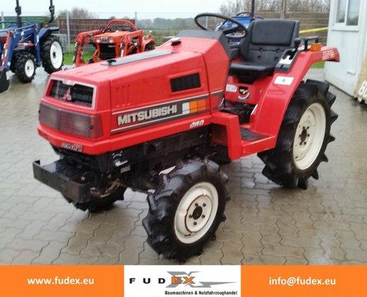 Mitsubishi MT15 4WD mini tractor
