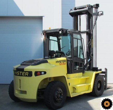2007 Hyster H12.00XM GPL in