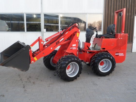 2014 Sauerburger SH300 in Beltrum,