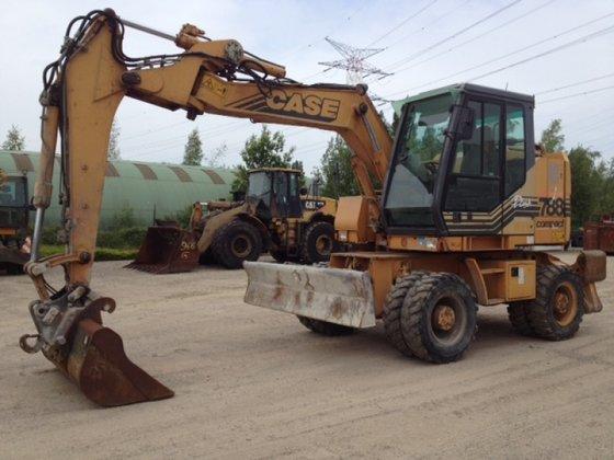 2001 CASE 788P (Mobile excavator)