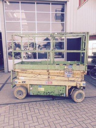 2000 Iteco lg6084 in Barneveld,