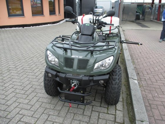 Arctic Cat 400 EFT 4x4