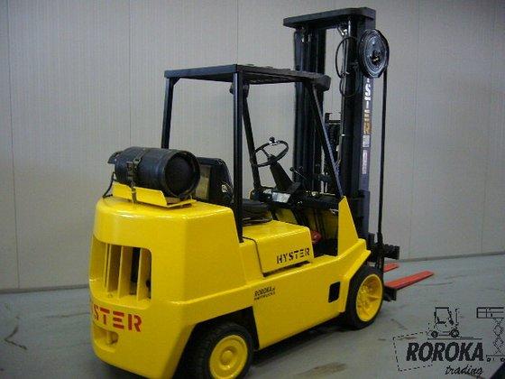1997 Hyster LPG heftruck S4.00XL
