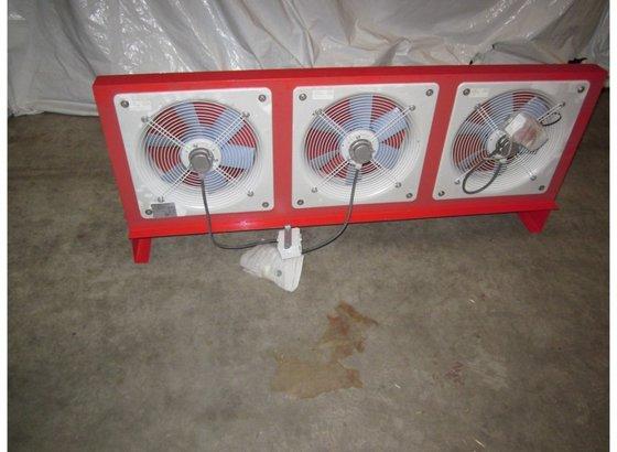Ventilatorunit Aweta in Noordhoek, Netherlands