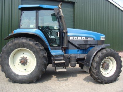 1998 FORD - NH 8770