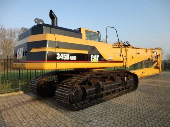 2001 Caterpillar 345BL Ultra High