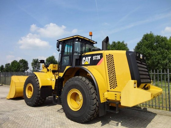 2013 Caterpillar 972K in Haaften,