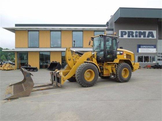 2013 Caterpillar 930K in Hardenberg,