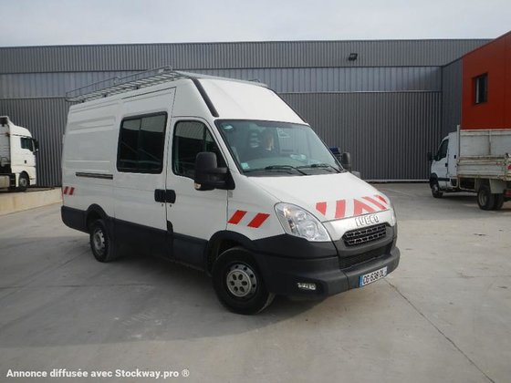 Iveco DAILY 35S12 HPI in