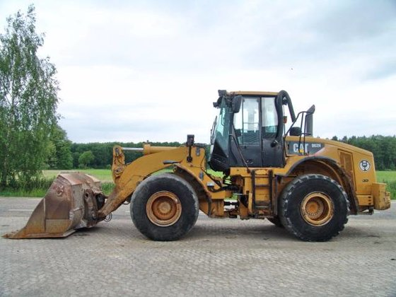 2007 Caterpillar 962H FULL STEER