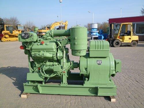 DETROIT-HEEMAF Generator 90 KVA in
