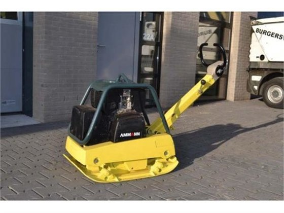 2004 Ammann AVP 3520 in