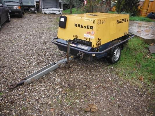 2006 Kaeser MOBIL 50 in