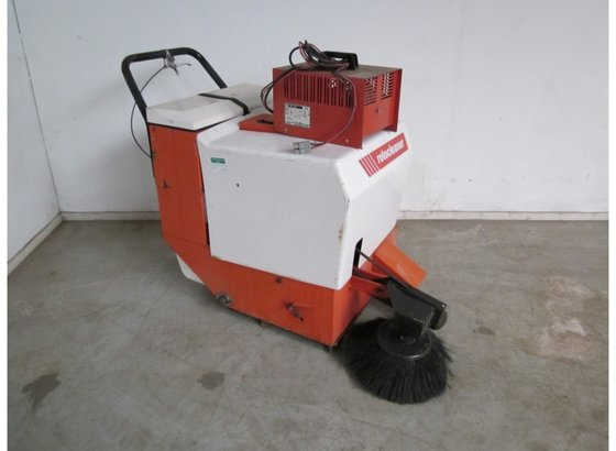 Veegmachine Rotocleaner 5000 ET in