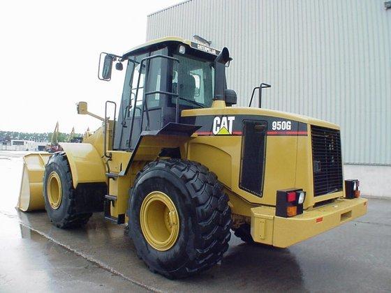 Caterpillar CAT 950G II in