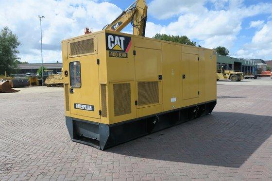 2010 Caterpillar 400 KVA in