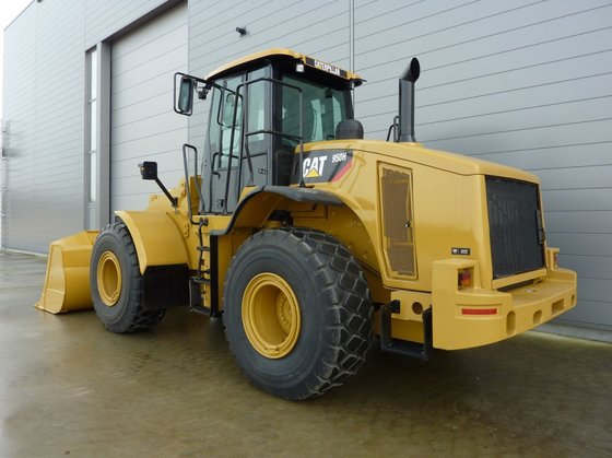 Caterpillar CAT 950H in Panheel,